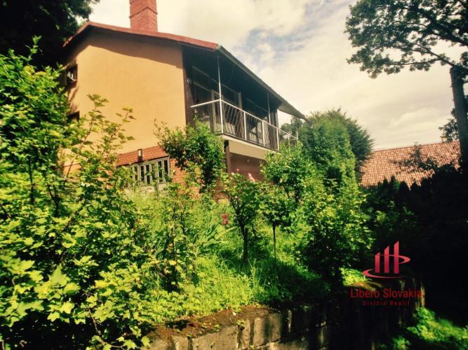 Reality Zemplínská Šírava - Medvedia hora murovaná chata na predaj