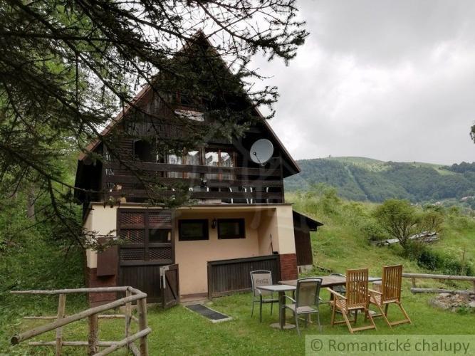 Reality Chata  Donovaly -Mistríky a priľahlý pozemok s architektonickou štúdiou na stavbu novej chaty