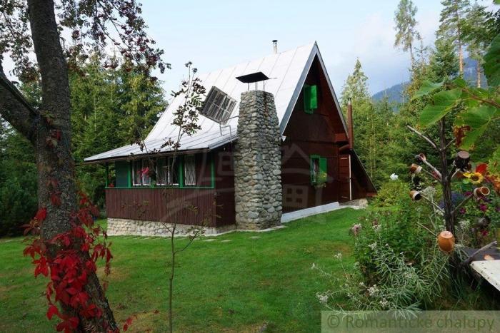 Reality Útulná chata v Západných Tatrách