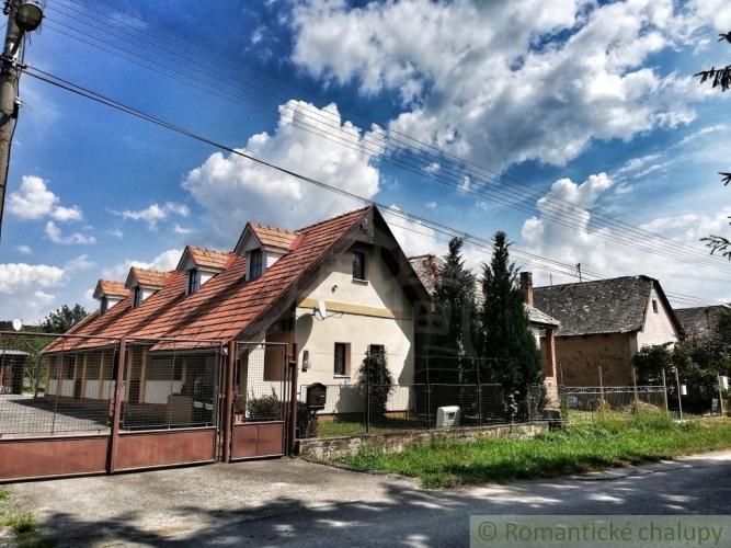 Reality VÝRAZNÁ ZĽAVA Útulný dom s priestranným pozemkom blízko Lučenca
