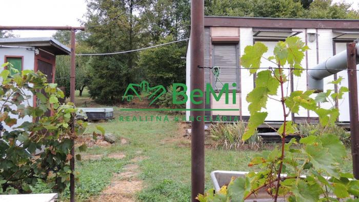Reality Predam Chatu s pozemkom v tichej peknej zone v Cankove