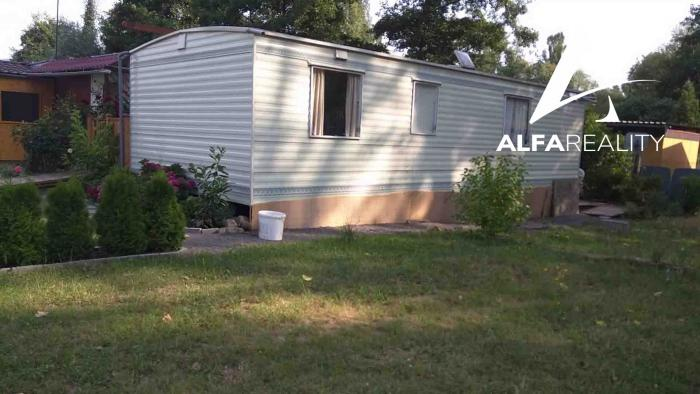 Reality Na predaj bezbariérový mobilný 3 izbový dom v areály termálneho kúpaliska Chalmová, okres Pr