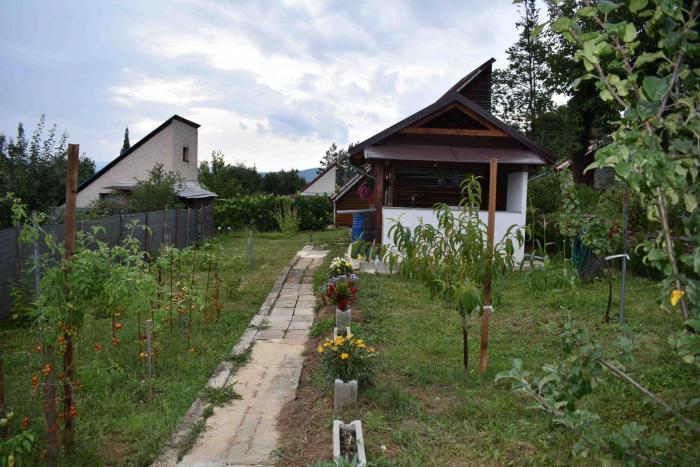 Reality Záhradná chatka s altánkom – Prievidza, Borina