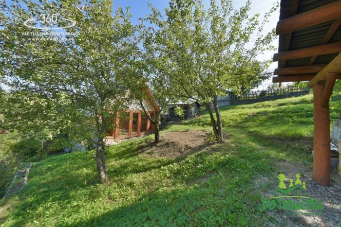 Reality Rekreačná chata v záhradkárskej oblasti pod lesom, Banská Bystrica
