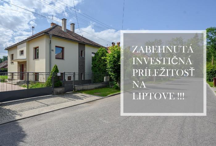 Reality DELTA |  Predaj ziskového penziónu, Demänová, Liptov-JASNÁ Nízke Tatry, 800m2