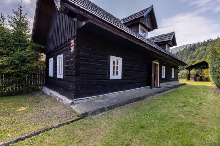 Reality Čarovná drevenica v Slovenskom raji v obci HNILEC