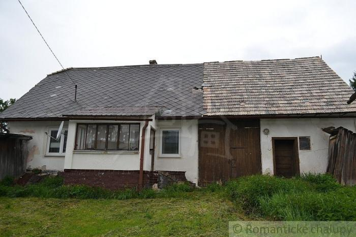 Reality Gazdovský dom na  rekonštrukciu v Becherove