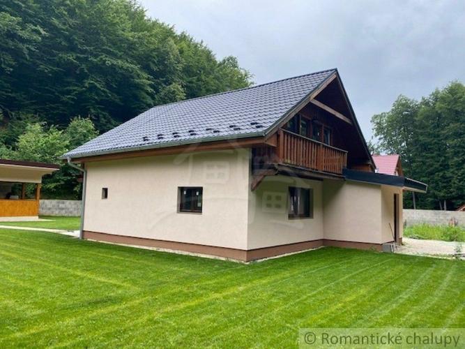 Reality Chata vhodná aj na trvalé bývanie v rekreačnej oblastí pri Piešťanoch