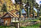 Reality NOVÁ SKVELÁ CENA Chalupa v romantickom prostredí pod lesom na polosamote pri Krupine
