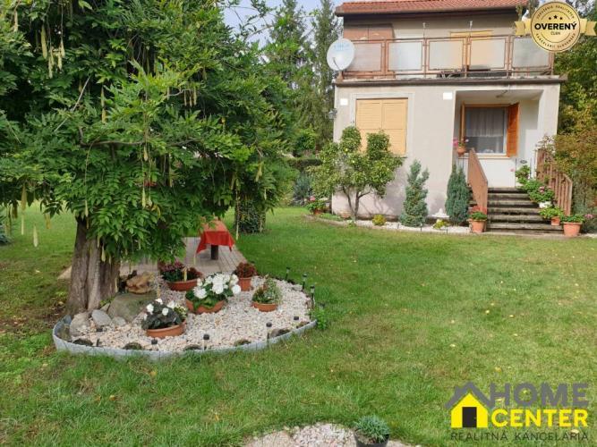 Reality PREDAJ: Rekreačná chata, pozemok 468 m2- Radvaň n/Dunajom