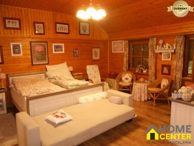 Reality Na predaj: veľmi pekná , útulná chata , Podhájska