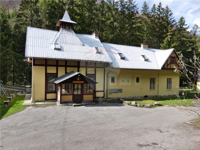 Reality PREDAJ: Chata Korytnička pod Donovalmi, Korytnica - kúpele