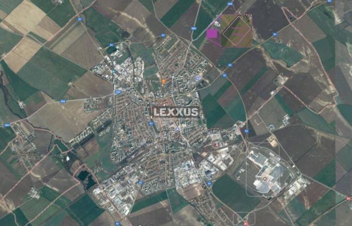Reality LEXXUS-PREDAJ, ideálny pozemok - zastavané plochy, v kat. územi Trnava