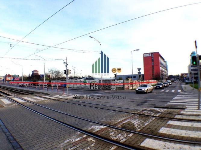 Reality BA III Nové Mesto Vajnorská  Magnetová predaj komerčného stavebného pozemku  o výmere 11 280