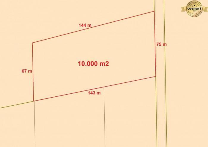 Reality PREDAJ - Priemyselný pozemok 10.000 m2 - Nitra, Jarok