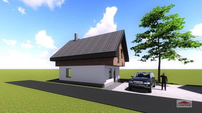 Reality Stavebný pozemok Banka, kúpeľný ostrov, 3888m2, VIS,