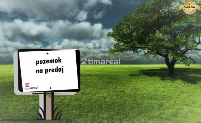 Reality Tima Real - ponúka stavebný pozemok v Cíferi - časť Jarná