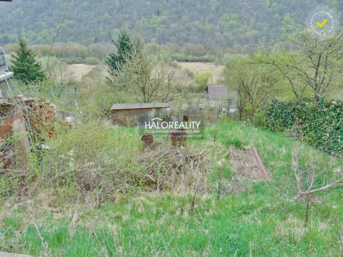 Reality Predaj, pozemok-záhrada 523m2 Ťahanovce, Košice I, Pod Vinicami