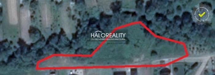 Reality Predaj, pozemok pre rodinný dom 3913 m2 Zámutov, okr. Vranov nad Topľou