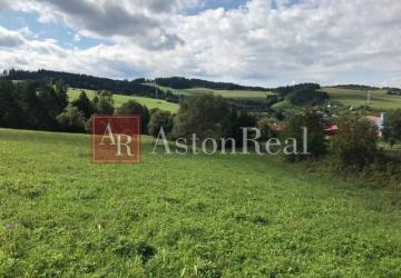 Reality Aston Real ponúka na predaj krásny pozemok v Hornom Moštenci