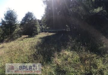 Reality Valaská Belá pozemok orná pôda 2180m2, okres Prievidza