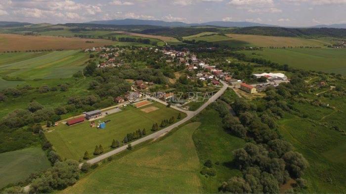 Reality Záhrada, Košice-okolie, obec Ploské