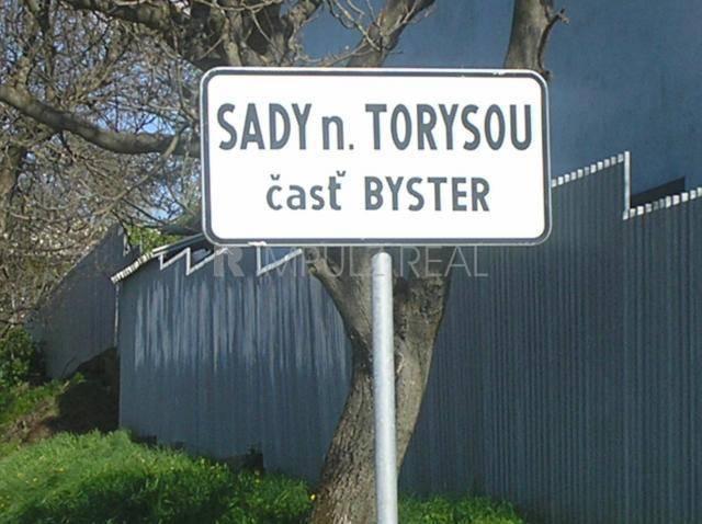 Reality Pozemok, Košice–okolie, obec Sady nad Torysou, časť Byster