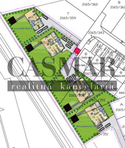 Reality NOVÁ CENA - Stavebný pozemok v zastavanej IBV 1039m2