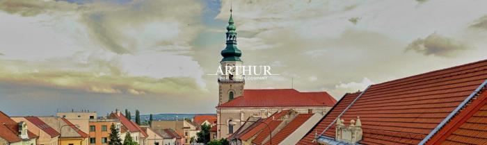 Reality ARTHUR - stavebný pozemok v Harmónii, výstavba nízko a strednopodlažná zástavba