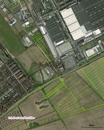 Reality Predaj pozemku v DNV o rozlohe 6114 m2