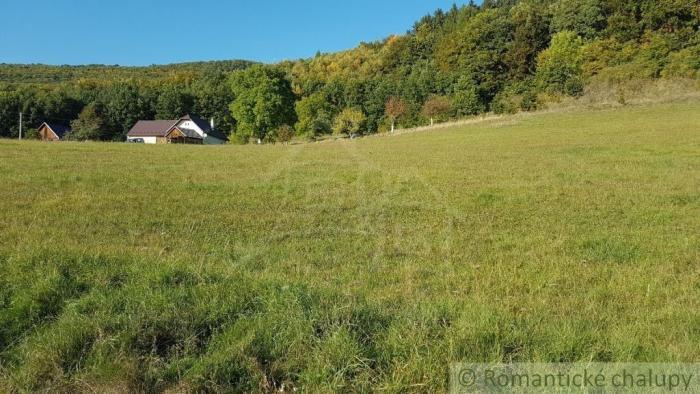 Reality NOVÁ CENA !! Priestranný pozemok na stavbu domu/chalupy  pod lesom blízko Poľany