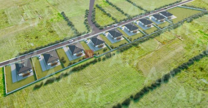 Reality Pozemky na výstavbu 9ks rodinných domov-Bitarová(Žilina) v celku!