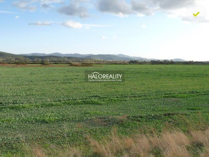 Reality Predaj, priemyselný pozemok 2118 m2 Partizánske, Malé Bielice - EXKLUZÍVNE HALO REALITY
