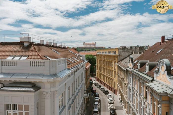 Reality BA/Palisády-zrekonštruované byty,vyhotovené v štandarde,v centre mesta