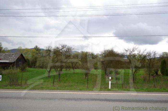 Reality Pekný 36 árový pozemok na okraji obce – Zborov