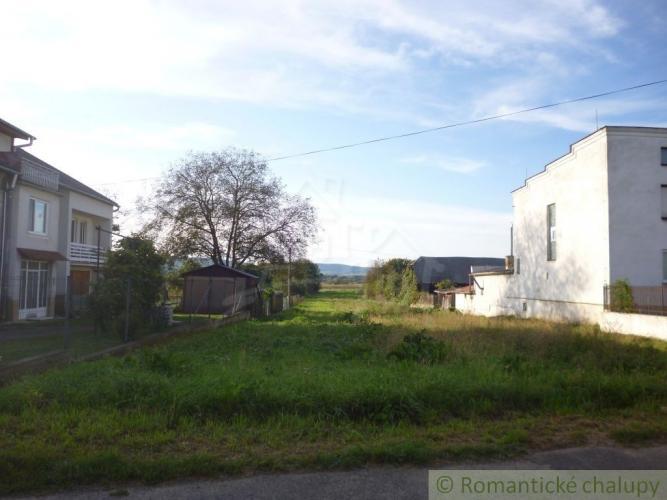 Reality Pozemok na stavbu domu v obci Ondavské Matiašovce