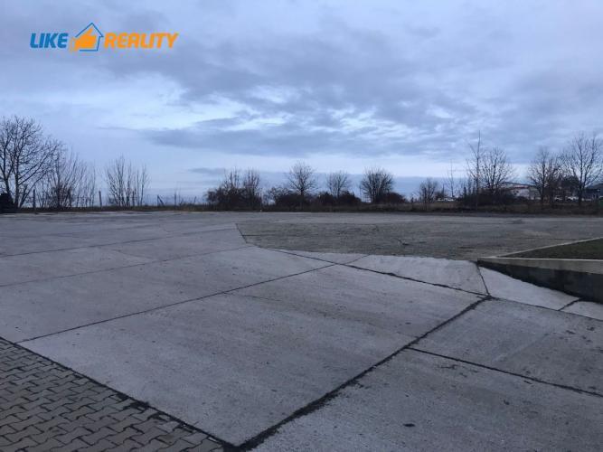 Reality EXKLUZÍVNE:NITRA- PRENÁJOM PRIEMYSELNÉHO POZEMKU,5000 m2