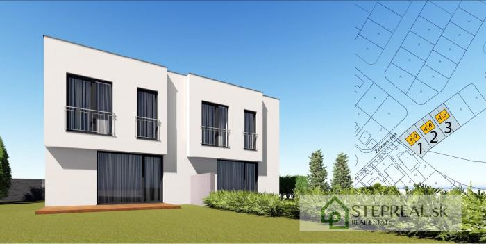 Reality Stavebný pozemok na Ahojke-Koliba 511m2  + zahradný domček