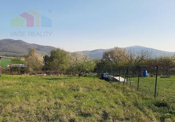 Reality Na prenájom rekreačný pozemok - záhrada 820m2, Soblahov