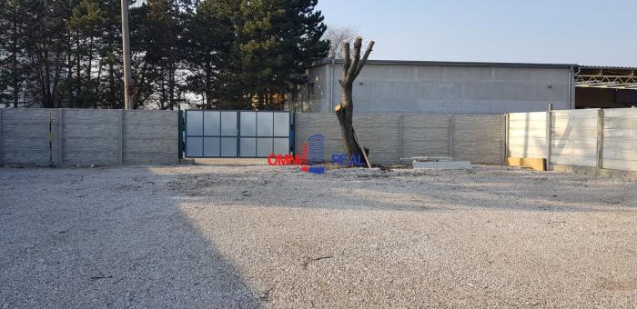 Reality Prenájom pozemku 493 m2 – Závodná, Podunajské Biskupice