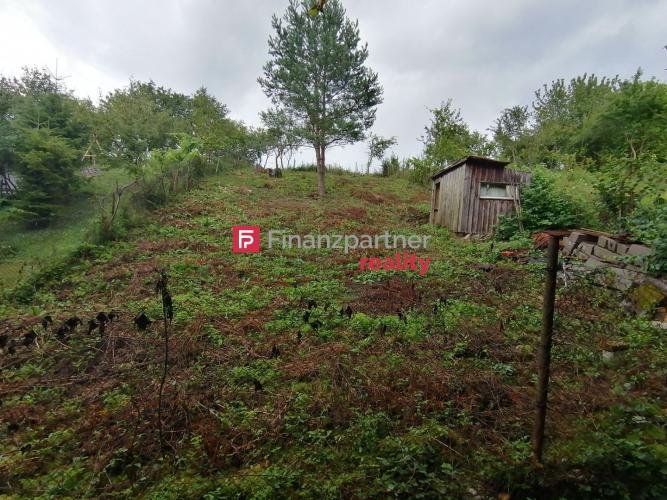 Reality Na predaj pozemok - záhrada (4 a) s jedinečným výhľadom v obci Sokoľ
