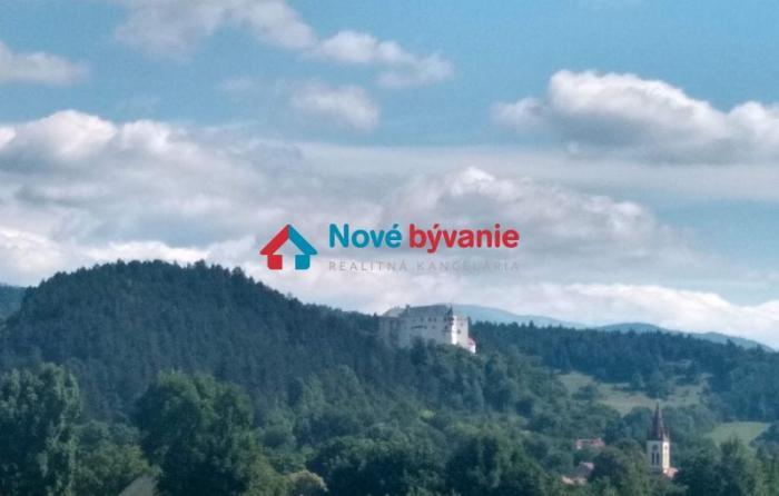 Reality EXKLUZÍVNE Pozemok Slovenská Ľupča N040-14-SOR