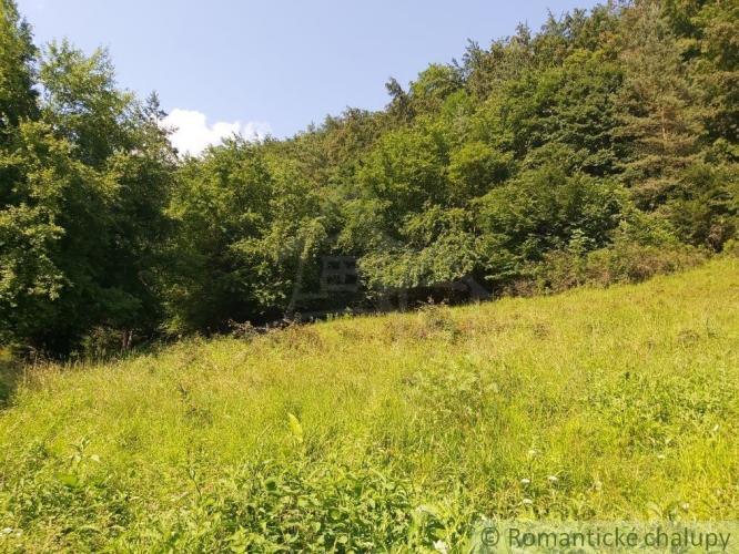 Reality Stavebný pozemok v prírodnom prostredí pod lesom na okraji Ilavy