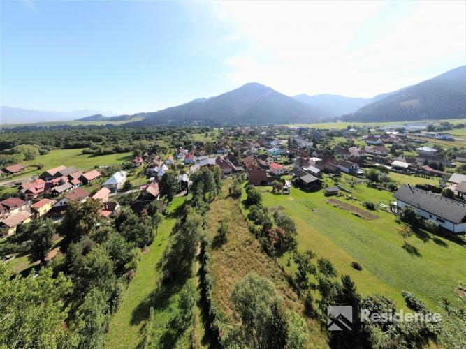 Reality Stavebný pozemok na predaj v obci Pavčiná Lehota - Liptovský Mikuláš