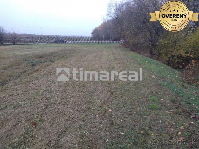 Reality TIMA Real - ponúka investičný stav. pozemok 2 536 m2