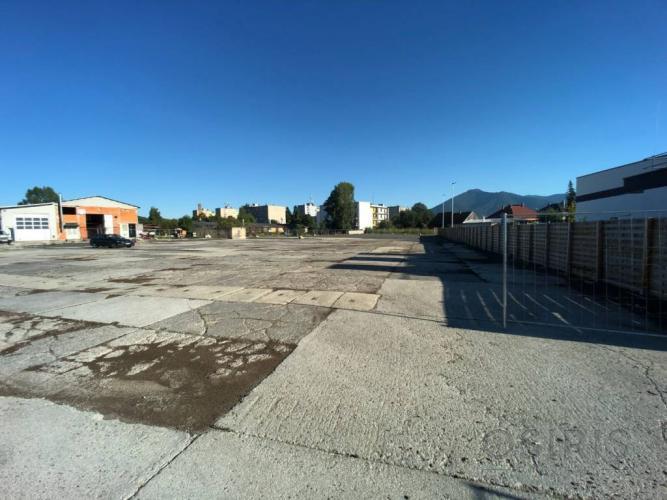 Reality Lukratívny pozemok 4860 m2 na prenájom v Liptovskom Mikuláši
