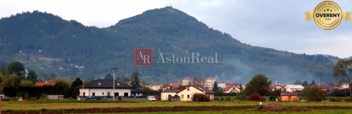 Reality KÚPA: Stavebný pozemok v blízkom okolí ZA, 600m2, Teplička, Rosina