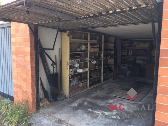Reality Na predaj garáž v Partizánskom