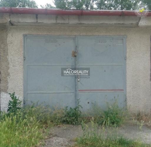 Reality Predaj, garáž Sereď, okr. Galanta, ul. Tehelná