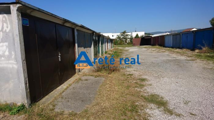 Reality Areté real, Predaj samostatnej garáže v Pezinku
